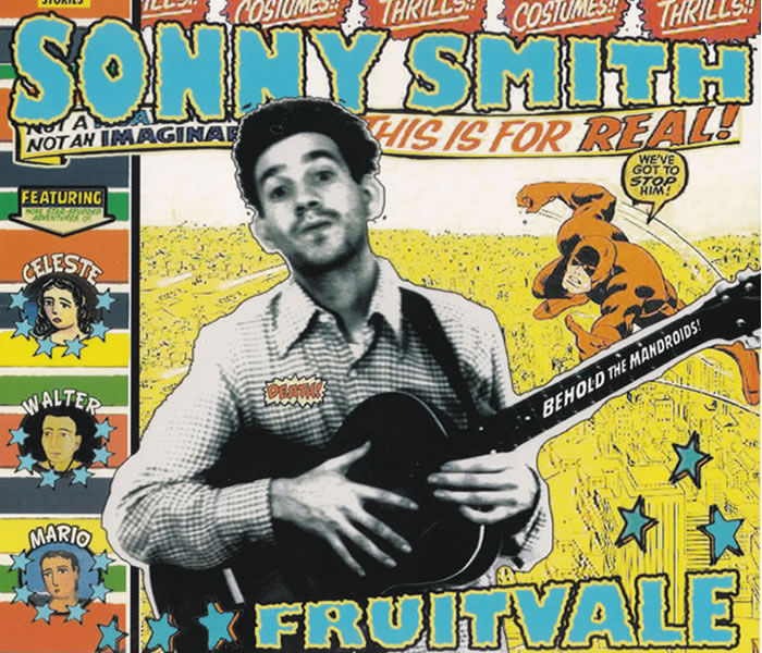 Sonny Smith Fruitvale CD